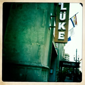 Luke in NOLA